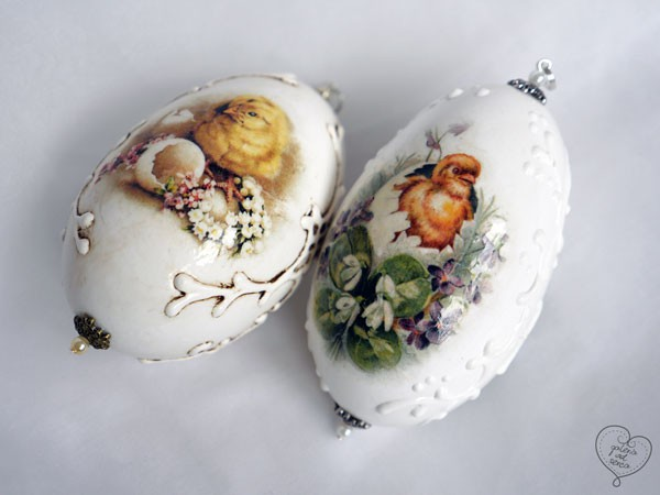 Wielkanoc retro…